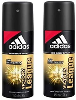 Adidas Victory League Deo Combo Pack of 2