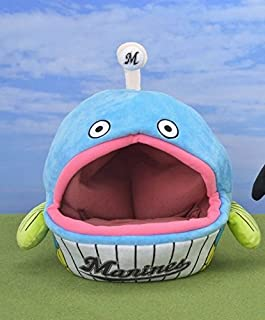 千葉ロッテマリーンズ MEJ メガジャンボ ぬいぐるみ 謎の魚 第2形態:魚 単品