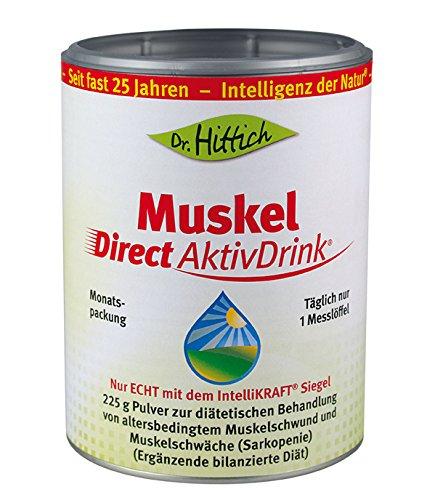 Dr. Hittich Muskel Direct AktivDrink, 225g