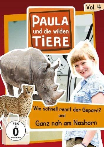 Paula und die wilden Tiere - Vol. 4