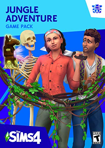 The Sims 4 - Jungle Adventure [Online Game Code]