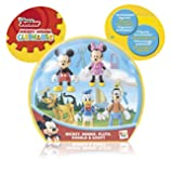 IMC Toys - Pack de 5 figurines (Mickey, Minnie, Donald, Pluto, Dingo) - 181861 - Disney