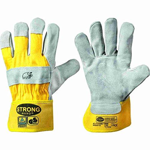 Rindspaltleder-Handschuhe MAMMUT Gr. 9 (12 Paar)