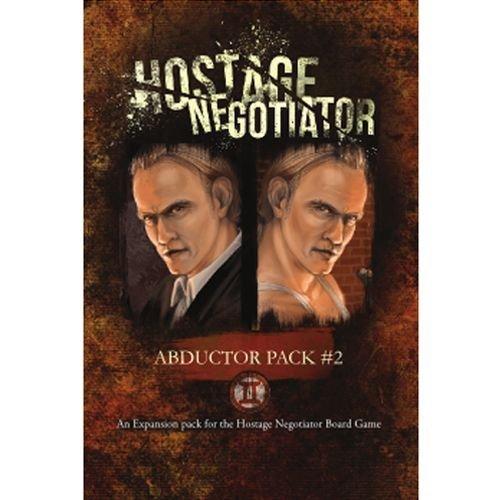 Van Ryder Games Hostage Negotiator: Abductor Pack #2