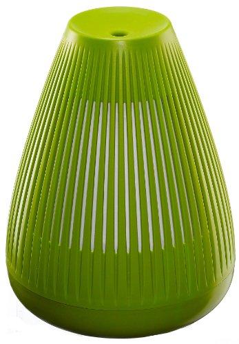 mood(ムード) アロマ機能付ハイブリッド加湿器 グリーン MOD-KH1101(GR)