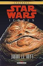 Star Wars - Icones T10 Jabba Le Hutt de Lucas Marangon