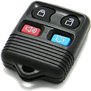 OEM Electronic 4-Button Key Fob Remote Compatible with Ford Lincoln Mercury (FCC ID: CWTWB1U331, P/N: 2S4T-15K601-AB)