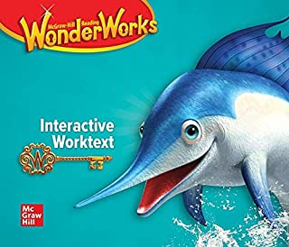 Reading Wonderworks Interactive Worktext Grade 2 (READING INTERVENTION)