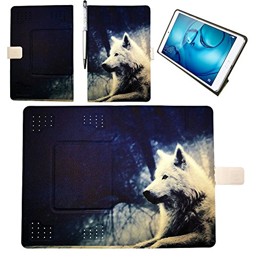 Custodie per Fonxa Tablette Tactile 10' Pouces Custodie Case Tablet Cover Lang