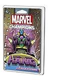 Fantasy Flight Games MC11ES Marvel Champions - Antiguo y Futuro Kang