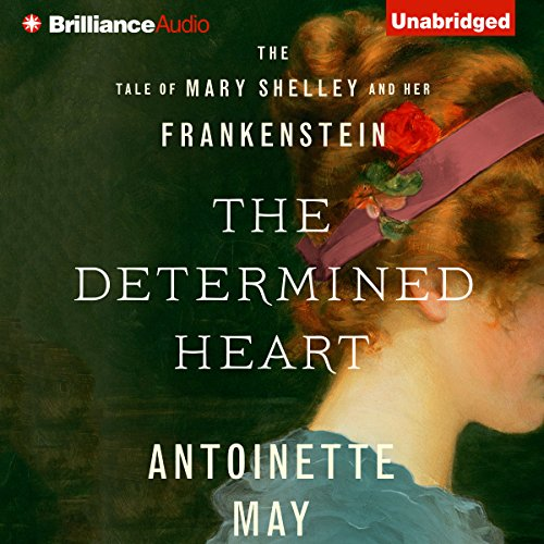 The Determined Heart audiobook cover art