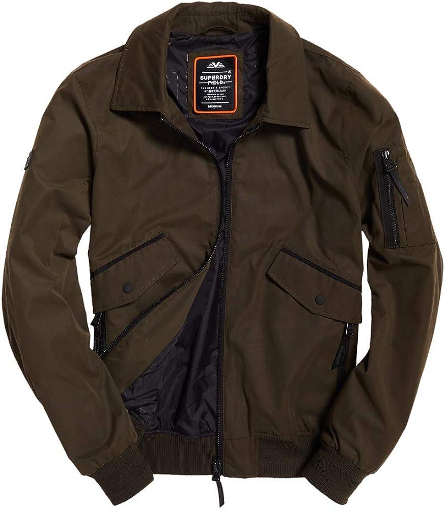 Superdry Rookie Harrington Bomber Jacket