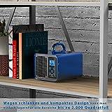 Airthereal MA10K-PRODIGI - Generador digital de ozono,10.000 mg/h, para O3, ionizador, eliminador de olores, ajustable para todos los tamaños de habitación