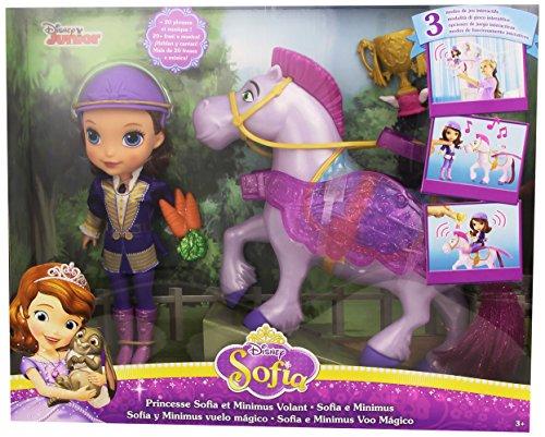 Disney Princess ckh33–Prinzessin Sofia und Minimus