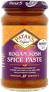 rogan josh curry paste recipe