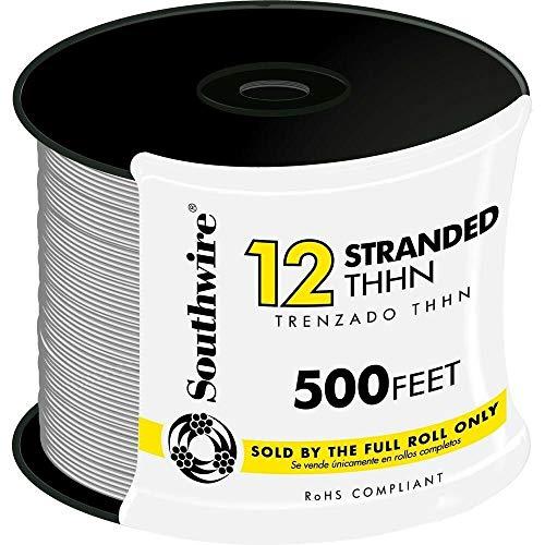 12 gauge stranded wire 500 feet - 9