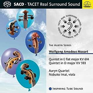Auryn Series: Mozart: Quintet in E Flat Major
