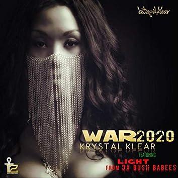 War 2020 (feat. Light)