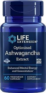 Optimized Ashwaganda Extract 60 VegiCaps (Pack of 2)