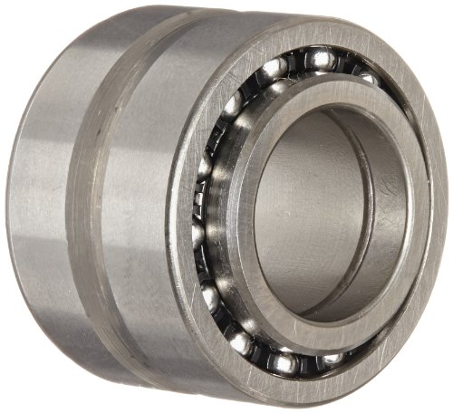 SKF NKIB 5912 Radial and Thrust Bearing, Needle Radial, Ball Thrust, Split Inner Race, Metric, 60mm Bore, 38mm Width, 85mm Radial OD, 85mm Thrust OD