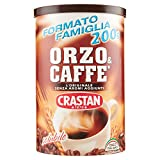 Crastan Orzo & Caffè Solubile - 6 Barattoli Da 200 Gr