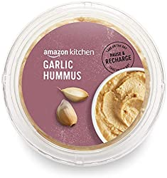 Amazon Kitchen, Garlic Hummus, 8 oz