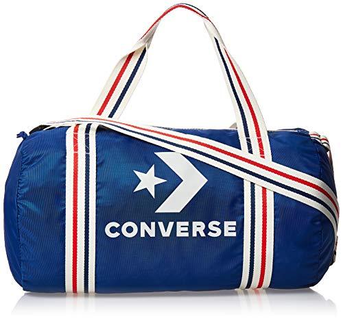 Converse Spring Summer Collection Bolsa de Deporte, 51 cm, 27.5 litros, Azul