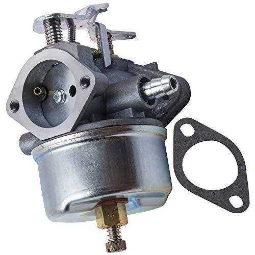 1Pcs Carburetor for Tecumseh HH100 HH120 Engine 632424 Motorcycle Carb