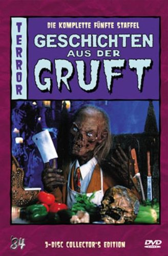 Geschichten aus der Gruft - Staffel 5 (Collector's Edition) (3 DVDs)