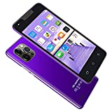 Unlocked Smartphones Mini12 + 4.0 Inch 128GB/4GB Mobile Phone Android 5.1 Rugged Smartphone, Triple Camera,Dual SIM 4G, Cell Phones Clearance