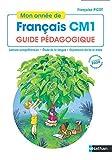 Français CM1 Mon année de français