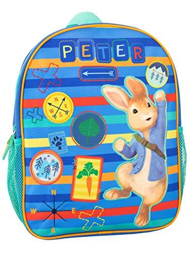 Peter Rabbit Mochila para niños Beatrix Potter