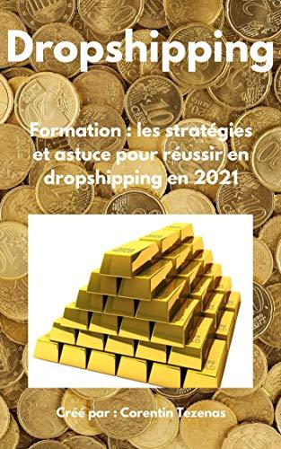 Formation : les stratégies et astuce pour réussir en dropshipping en 2021 (French...