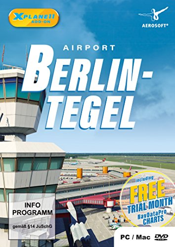 X-Plane 11 - Airport Berlin (Add-On) Standard