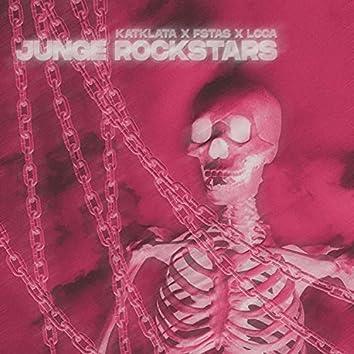 JUNGE ROCKSTARS (feat. lcca & Fstas)