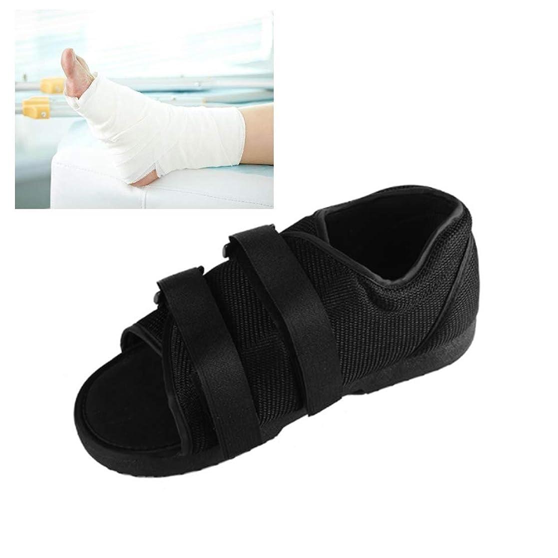 エージェント政治家以前は傷害後の外科的リハビリテーションのための医療用キャスト靴術後プラスター靴ウォーキングブーツ骨折治癒足靴,30cm1pc
