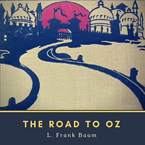 The Road to Oz copertina