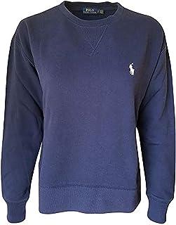 Ralph Lauren Polo Women's Fleece Pullover Sweatshirt