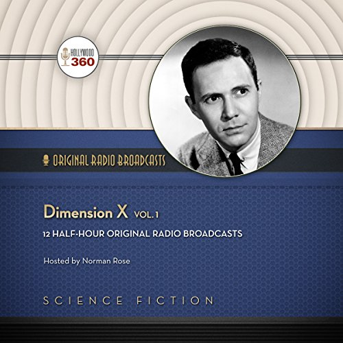Dimension X, Vol. 1 audiobook cover art