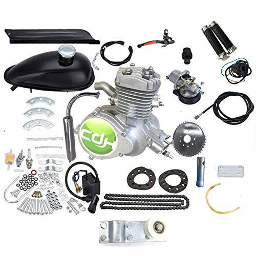 80cc 66cc 2 Stroke Cycle Motor Engine Kit Set Gas Bicycle Engine kit Gas Motor Kit 80cc PK80 Gas Motor Kit-Gas Motorized Bicycle 66cc/80cc