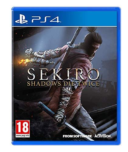 Sekiro: Shadows Die Twice para PS4