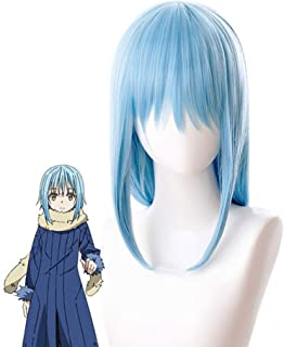 That Time I Got Reincarnated as a Slime Rimuru Tempest Cosplay Wig Cosplay Costume Hair Blue