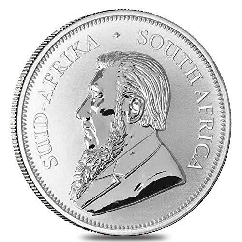 South Africa Krugerrand 2019 1 OZ (31,15 gr.) Silber 999 Silver Coin Moneta