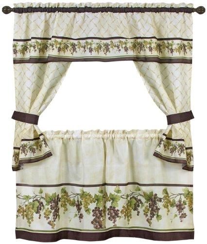 Achim Home Furnishings Tuscany Cottage Set, 36-inch, Multi