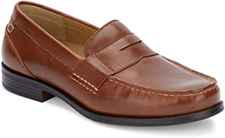 Mens Colleague Dress Penny Loafer Shoe