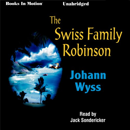 Swiss Family Robinson cover art