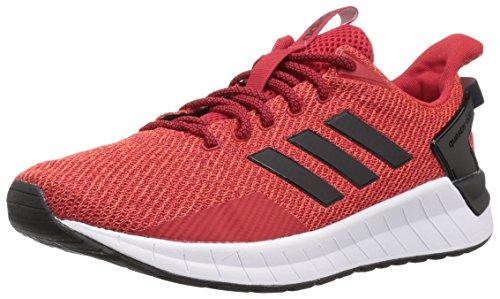 adidas Men's Questar Rise Running Shoe, Scarlet/Black/hi-res red, 11.5 M US