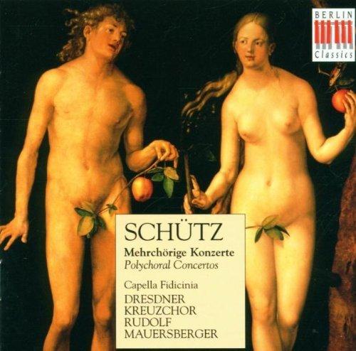 Heinrich Sch·z: Mehrch?ige Konzerte by Schutz (1996-04-23)