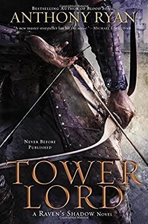 Tower Lord (A Ravens Shadow Novel) by Anthony Ryan(2014-07-01)