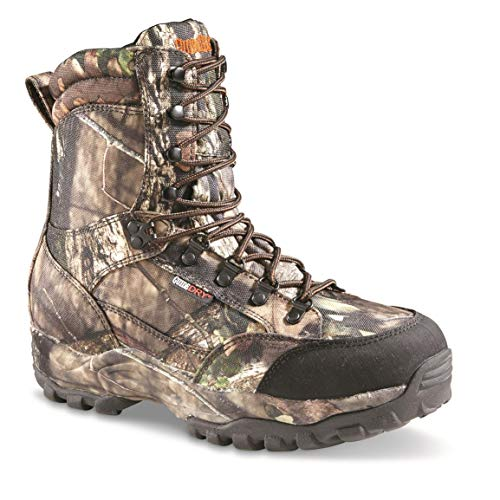 """Guide Gear Men's Guidelight II 8"""" Insulated Waterproof Hunting Boots"""